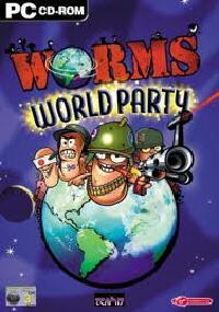 Worms World Party Cover